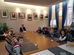 conseil municipal enfants 2016