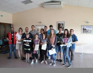 Cérémonie de récompense aux meilleurs sportifs et espoirs des clubs sportifs de Rimogne