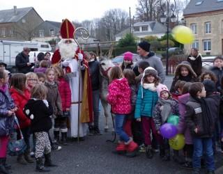 Saint Nicolas était à Rimogne