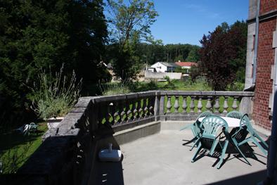 GITE 3 - Vue sur terrasse - copie