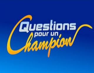 """Tournoi annuel du club """"Questions pour un champion"""""""