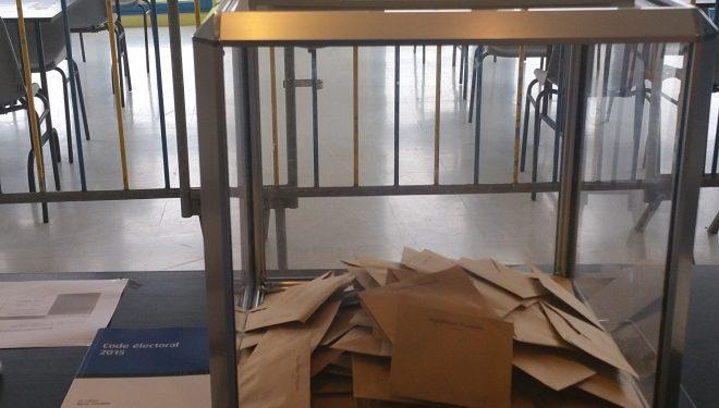 Résultats du second tour des élections départementales à Rimogne