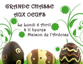 Grande chasse aux oeufs