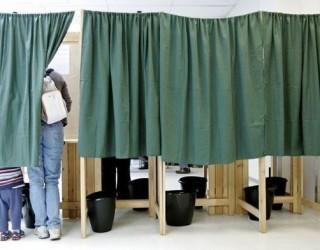Résultats du 1er tour des élections départementales à Rimogne