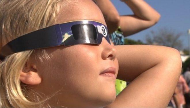 Les enfants de Rimogne vont pouvoir observer l'éclipse