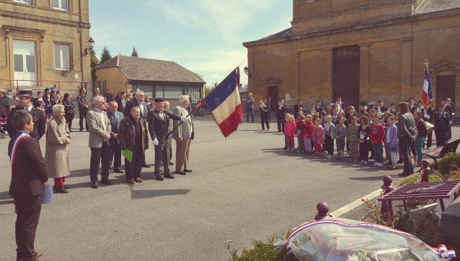 Commémoration du 70e anniversaire de la victoire du 8 mai 1945