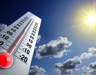 Vague de chaleur sur tout le pays