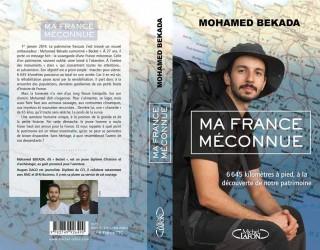 """""""Ma France méconnue"""" est en librairie"""