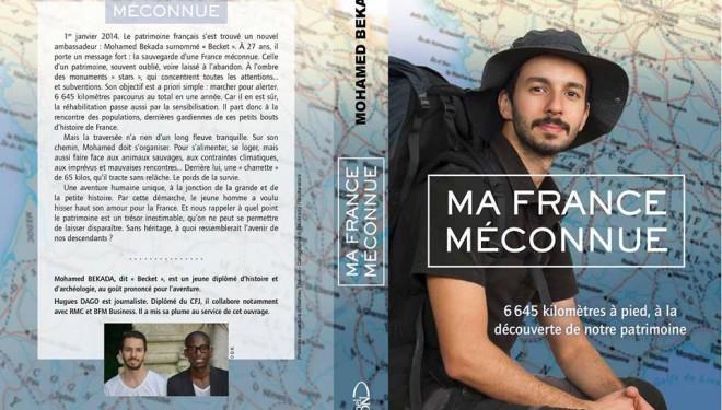 «Ma France méconnue» est en librairie