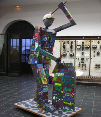 sculpture ottorino