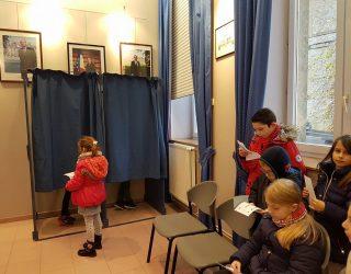 Élections au Conseil municipal enfant