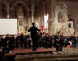 L'Harmonie municipale de Rimogne renaît.