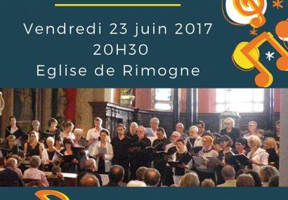 Grand concert à l'Eglise de Rimogne