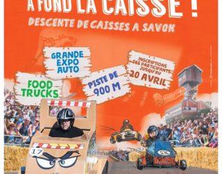 RIMOGNE à FOND LA CAISSE !