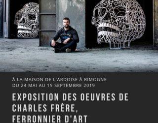 Charles Frère et Olivier Lemoine exposent.