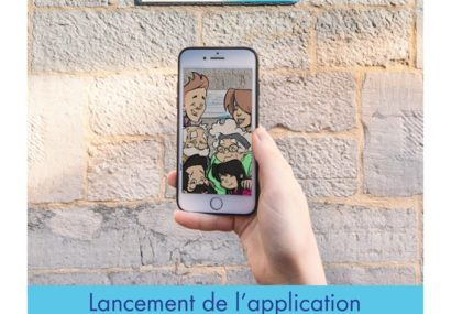 Lancement de l'application Com Com VPA