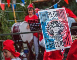 Fête nationale à Rimogne