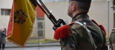 Cérémonies 3e régiment de Génie