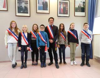 Conseil municipal enfant de Rimogne