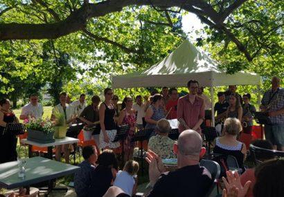 Concert annuel de l'Harmonie municipale de Rimogne