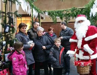 Le marché de Noël en photos