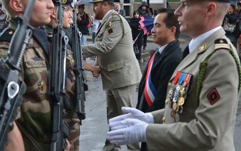 cérémonie militaire rimogne